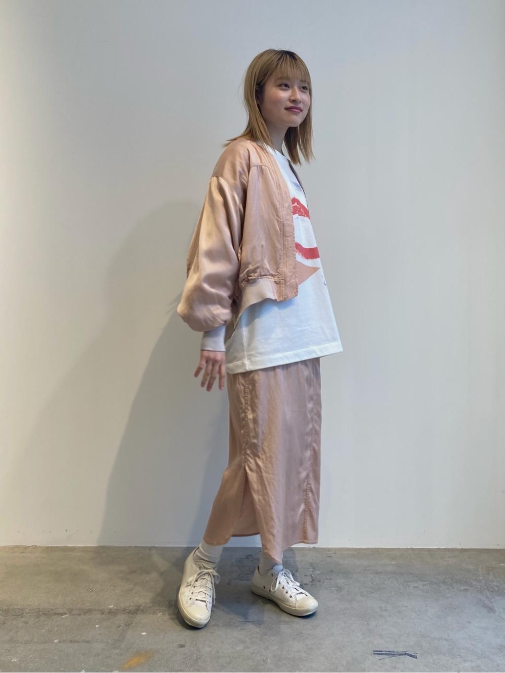 FLAT AMB 名古屋栄路面 2021.03.02
