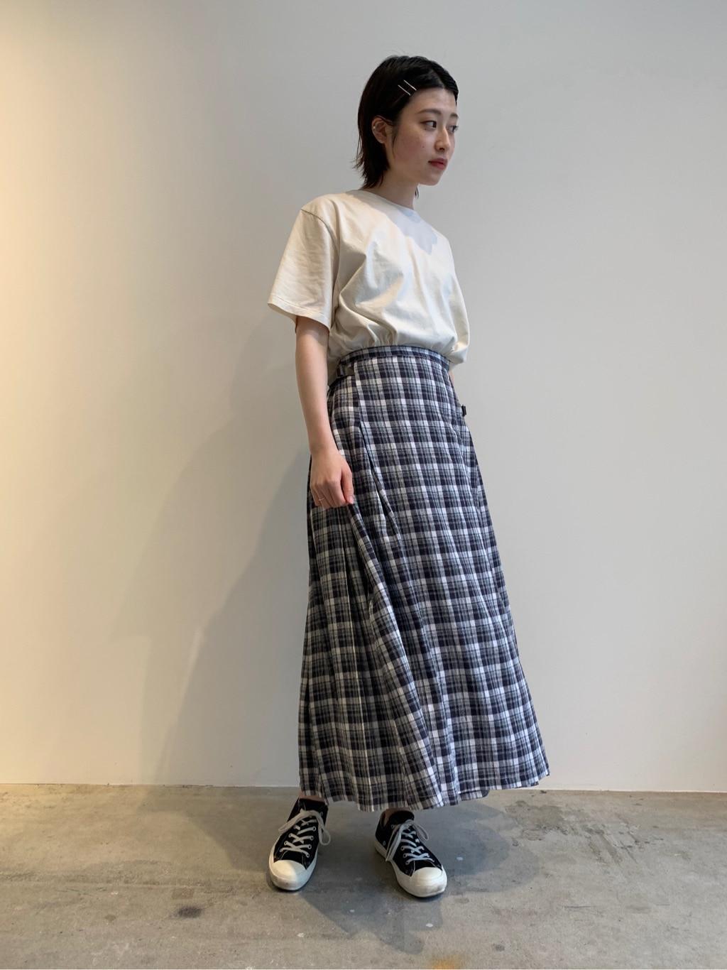 yuni 名古屋栄路面 身長:162cm 2020.06.05