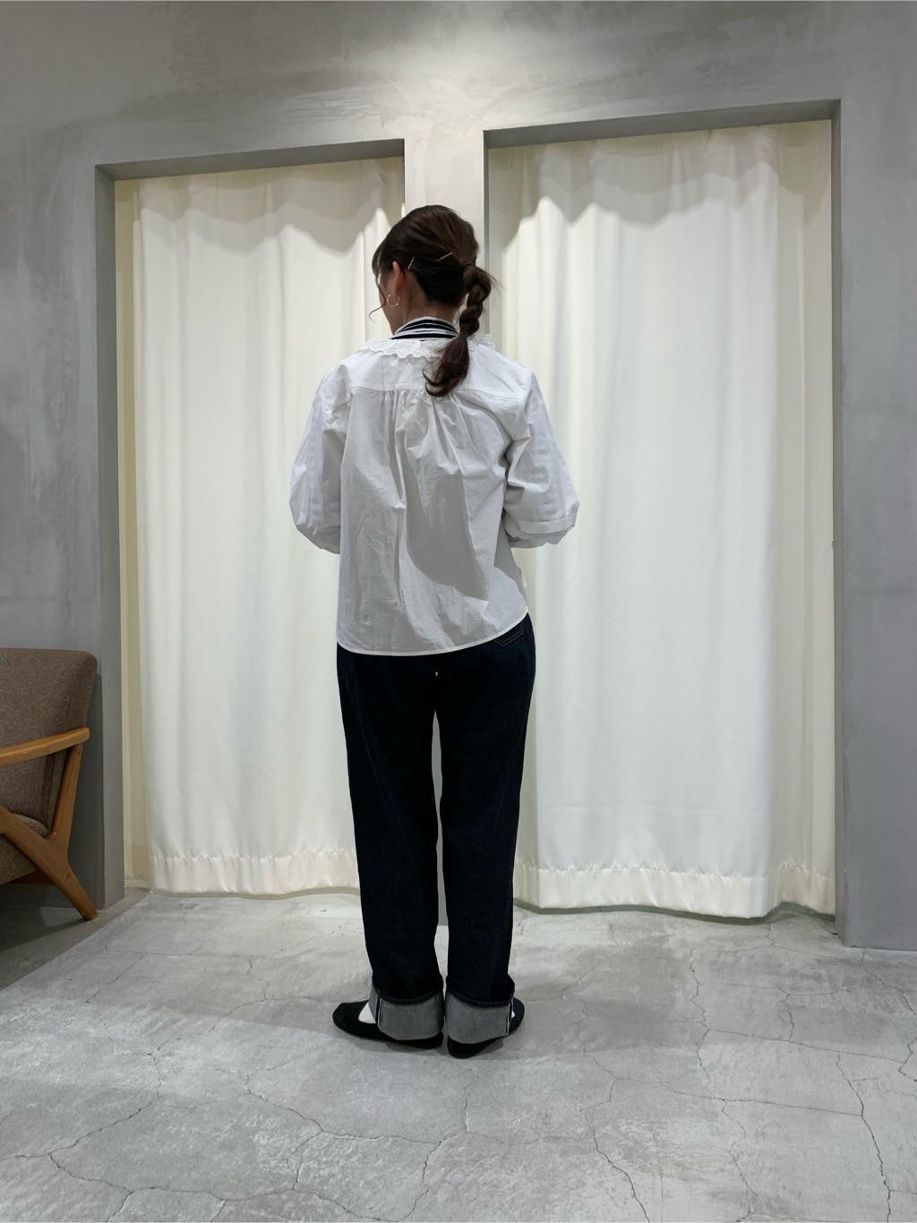 - CHILD WOMAN CHILD WOMAN , PAR ICI ルミネ池袋 身長:157cm 2021.02.05