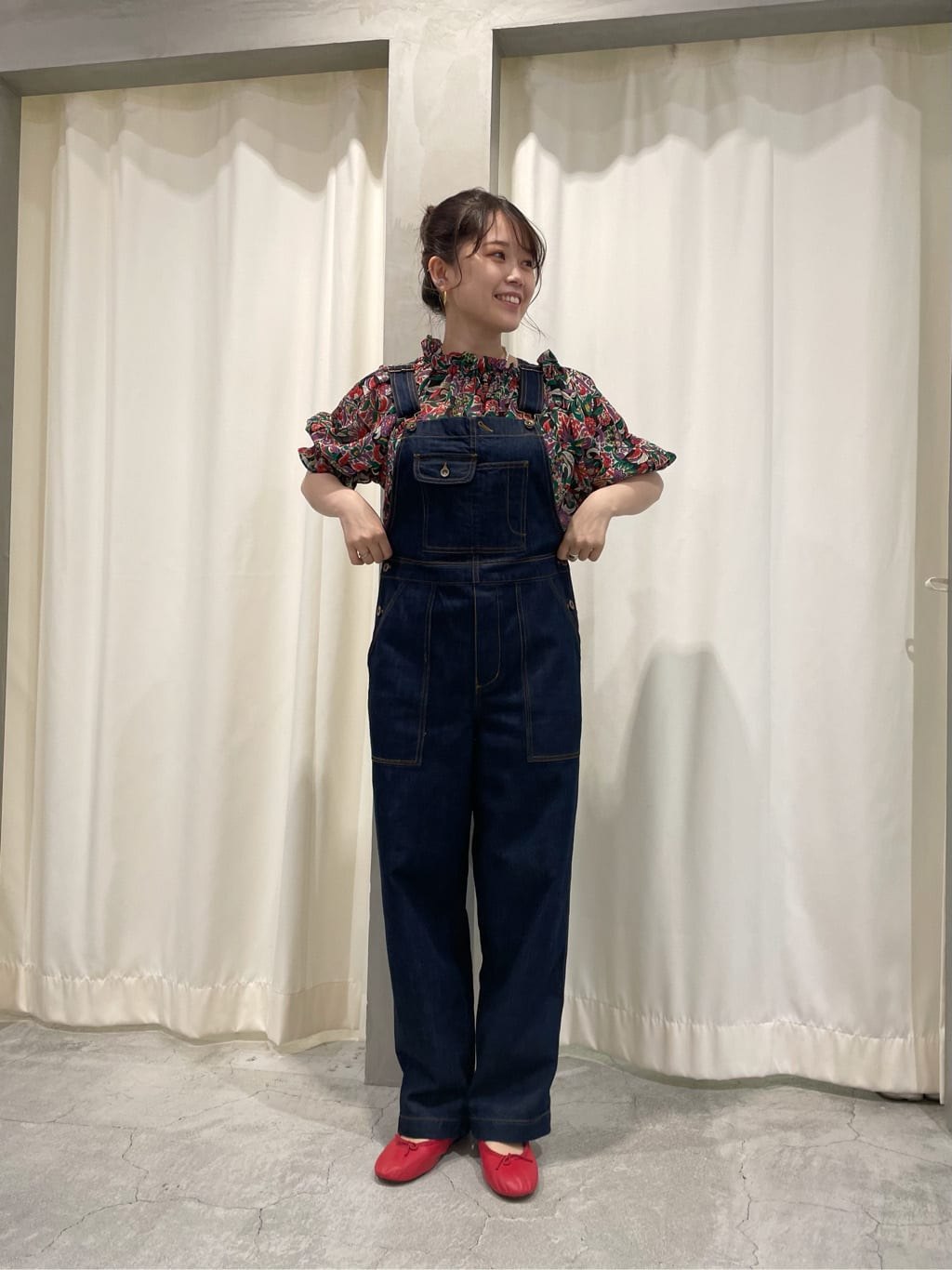 - CHILD WOMAN CHILD WOMAN , PAR ICI ルミネ池袋 身長:157cm 2021.06.29
