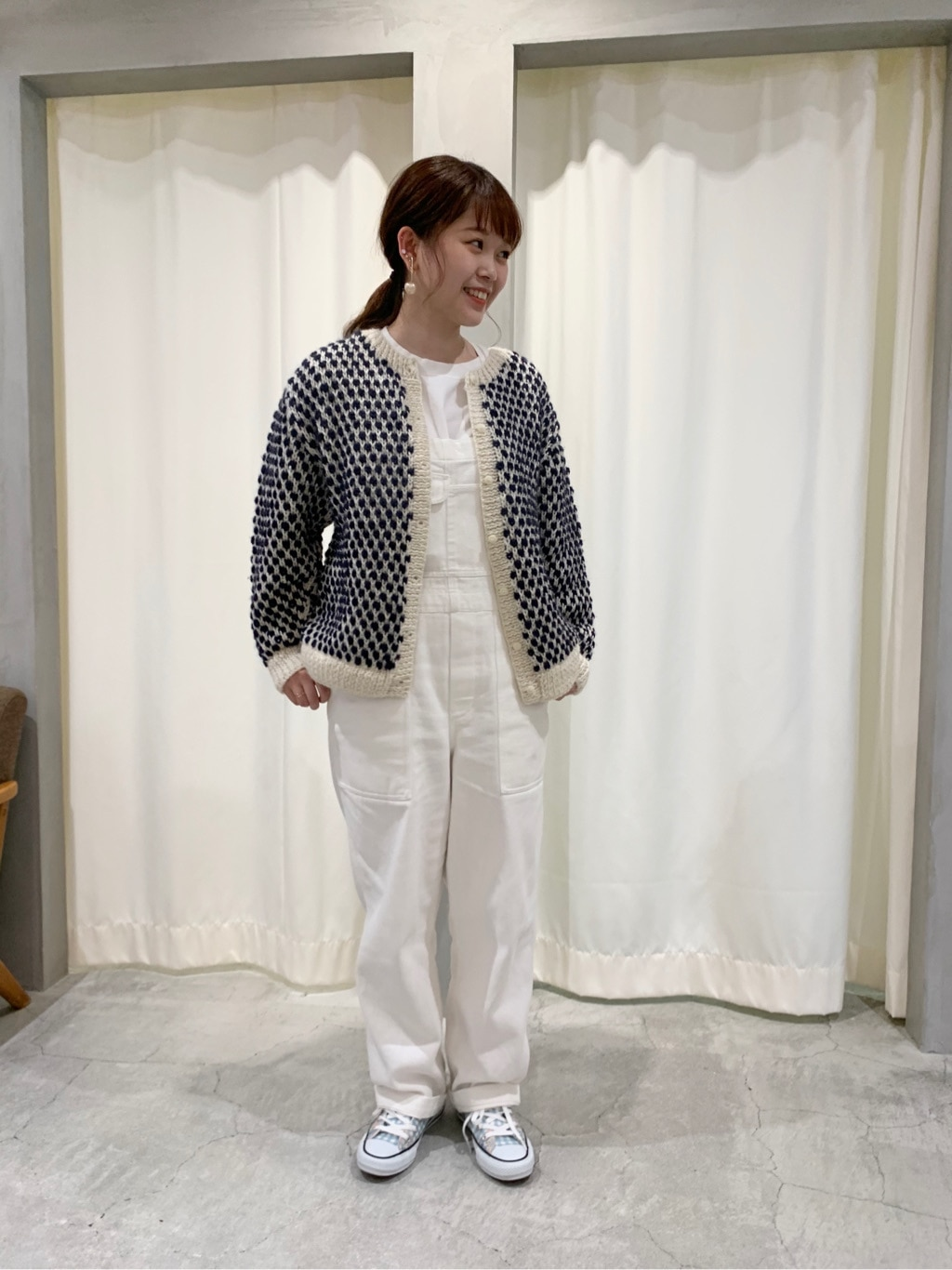 Dot and Stripes CHILD WOMAN 新宿ミロード 身長:157cm 2020.09.30