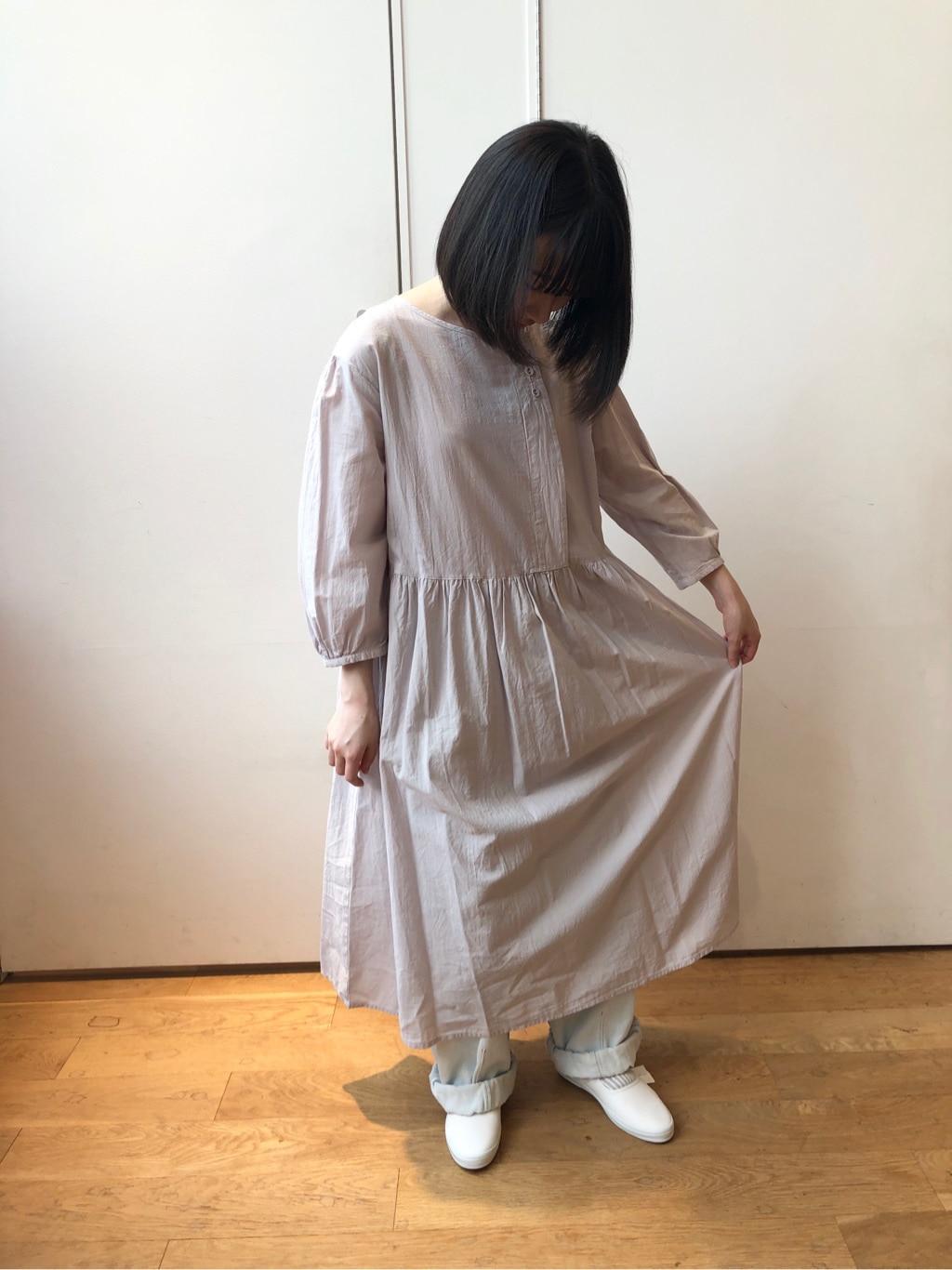 l'atelier du savon 広島パルコ 身長:152cm 2020.06.15