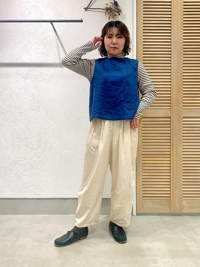 chambre de charme 横浜ジョイナス 身長:155cm 2021.04.14