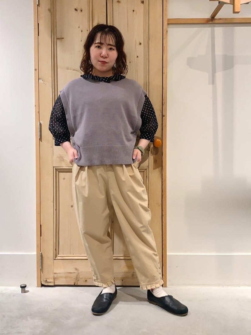 Malle chambre de charme 調布パルコ 身長:155cm 2021.07.07