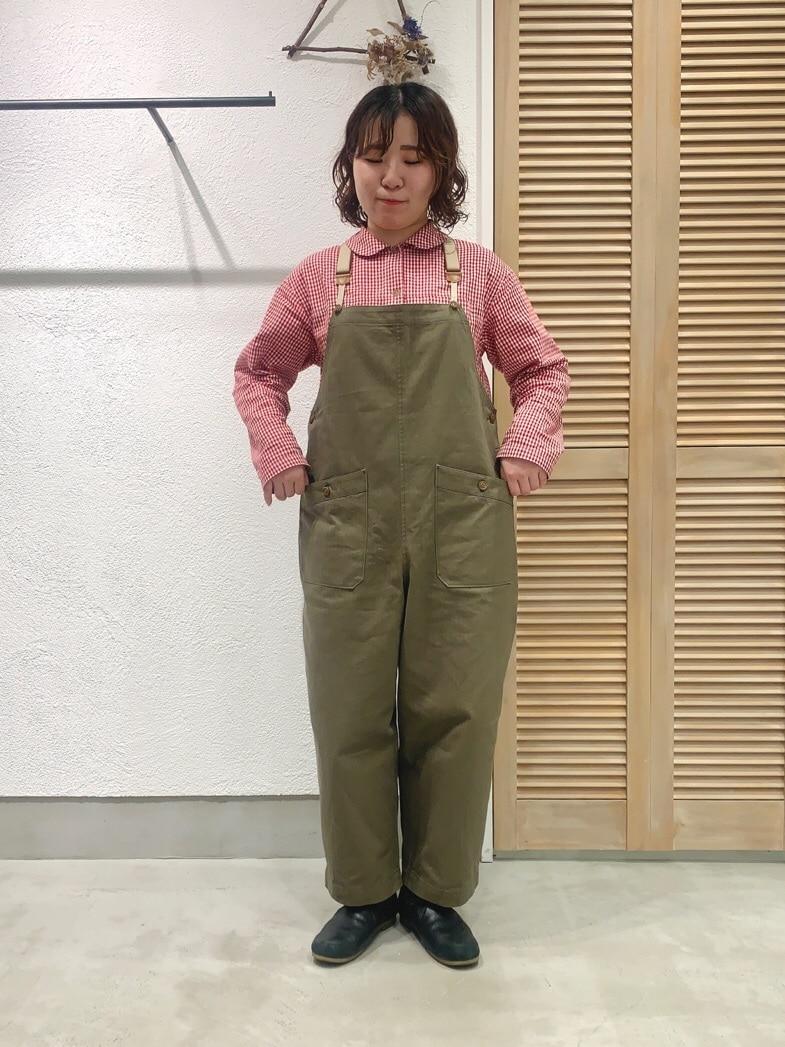 chambre de charme 横浜ジョイナス 身長:155cm 2021.04.15