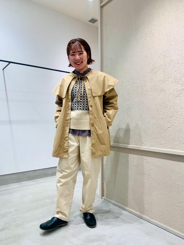 chambre de charme 横浜ジョイナス 身長:155cm 2020.10.02