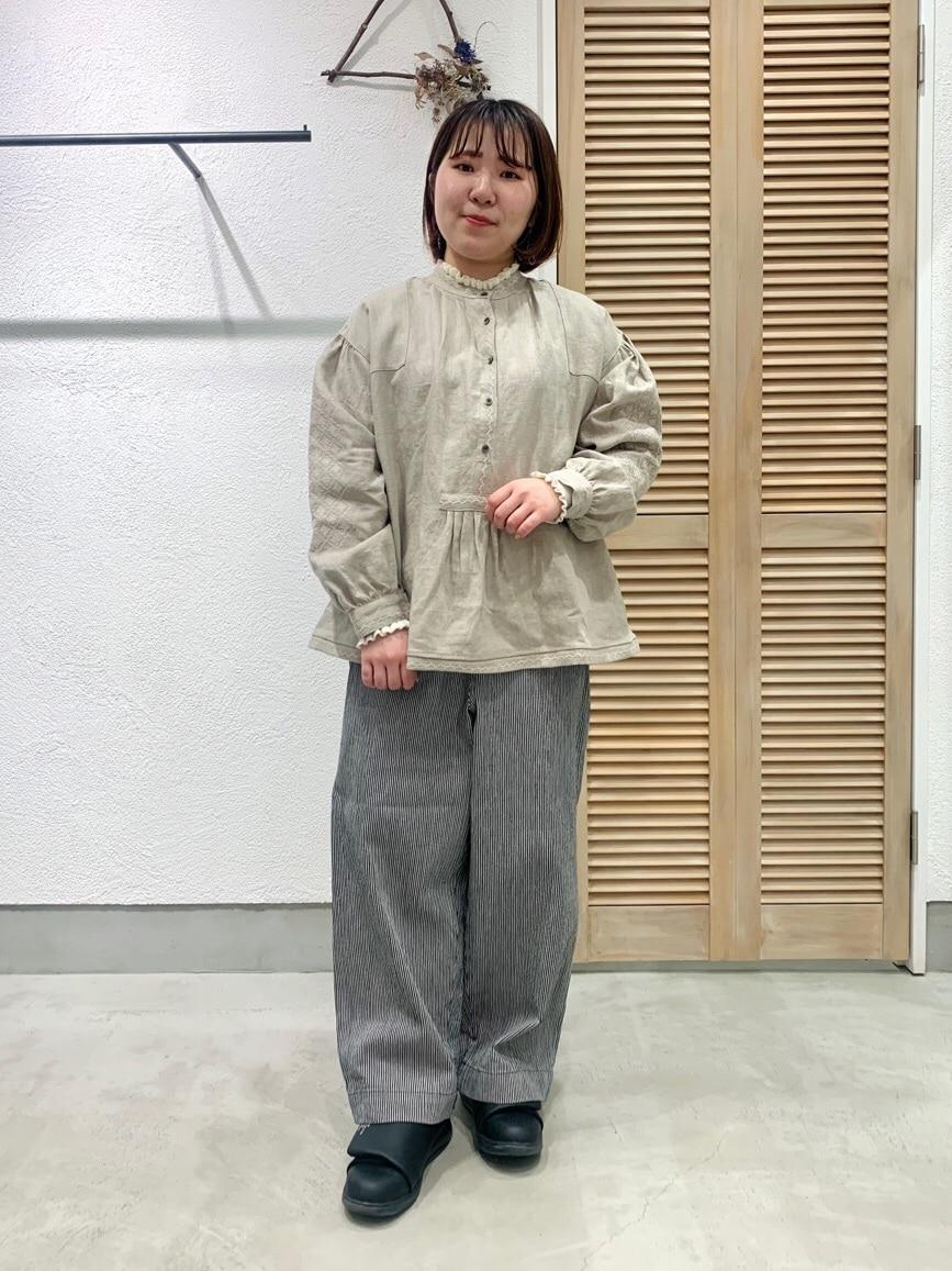 chambre de charme 横浜ジョイナス 身長:155cm 2021.02.19