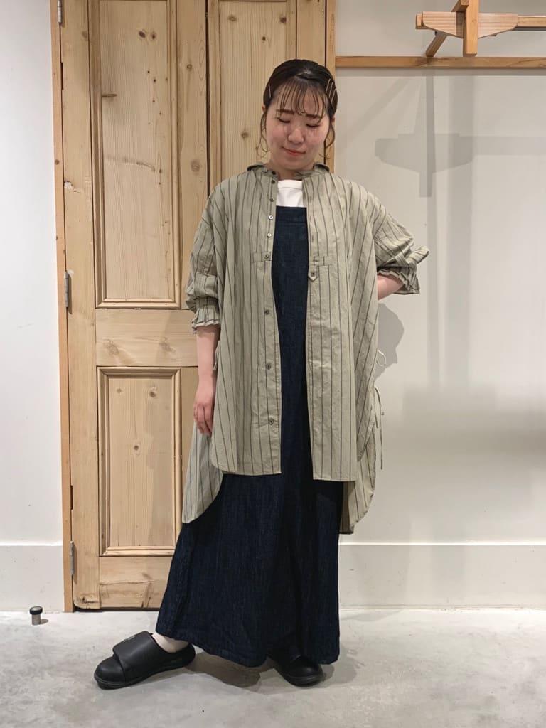 Malle chambre de charme 調布パルコ 身長:155cm 2021.08.12