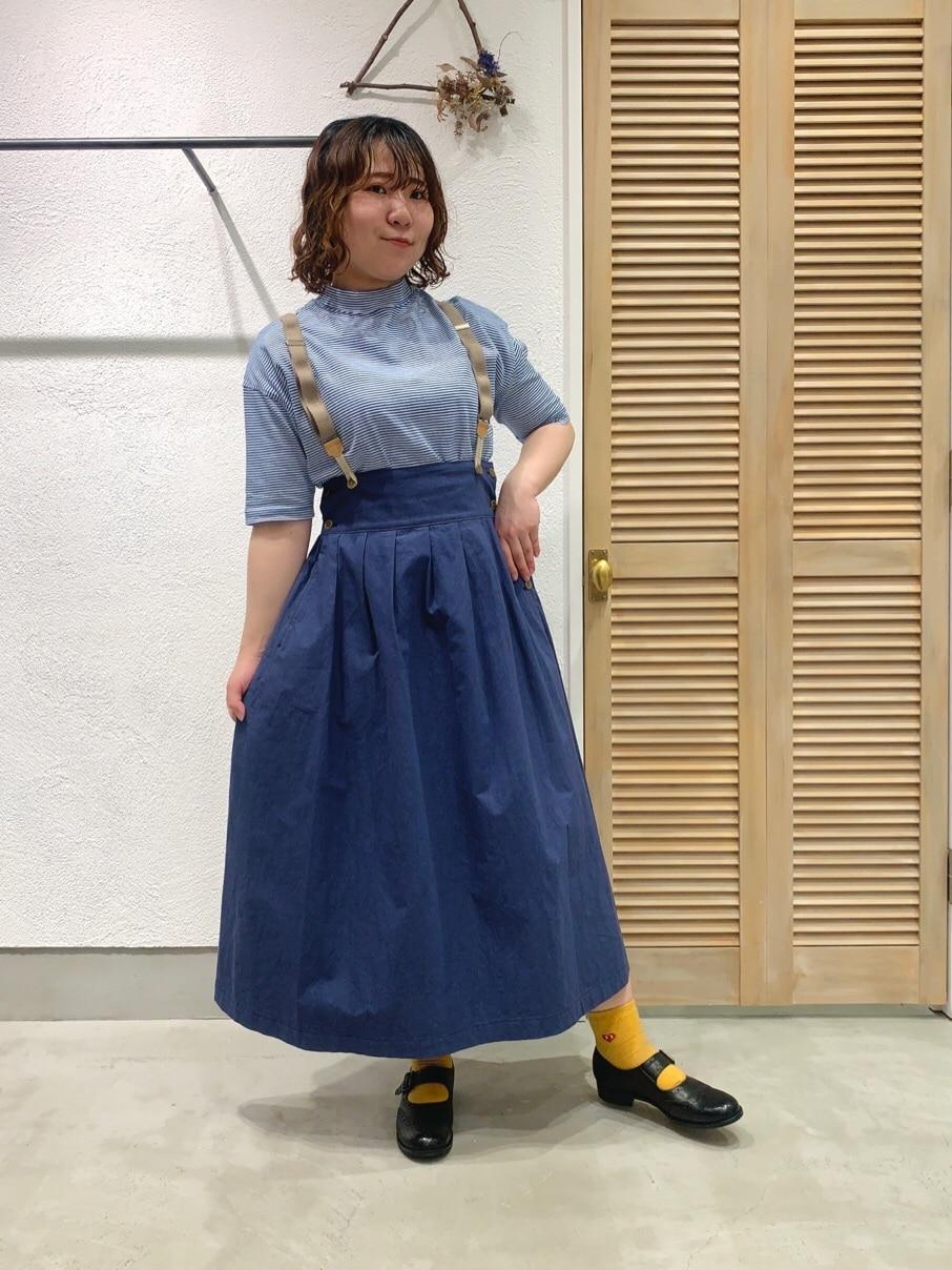 chambre de charme 横浜ジョイナス 身長:155cm 2021.04.27