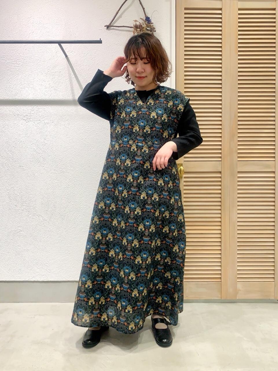 chambre de charme 横浜ジョイナス 身長:155cm 2021.04.17