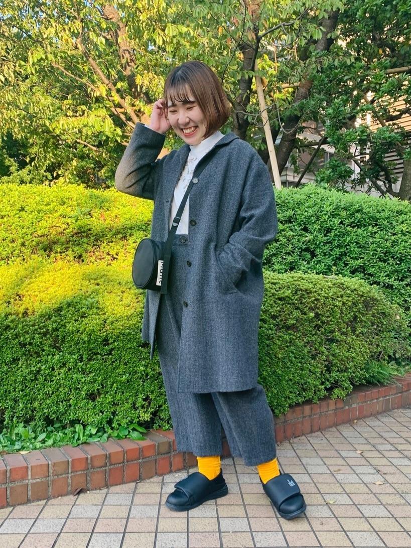 chambre de charme 横浜ジョイナス 身長:155cm 2020.11.09