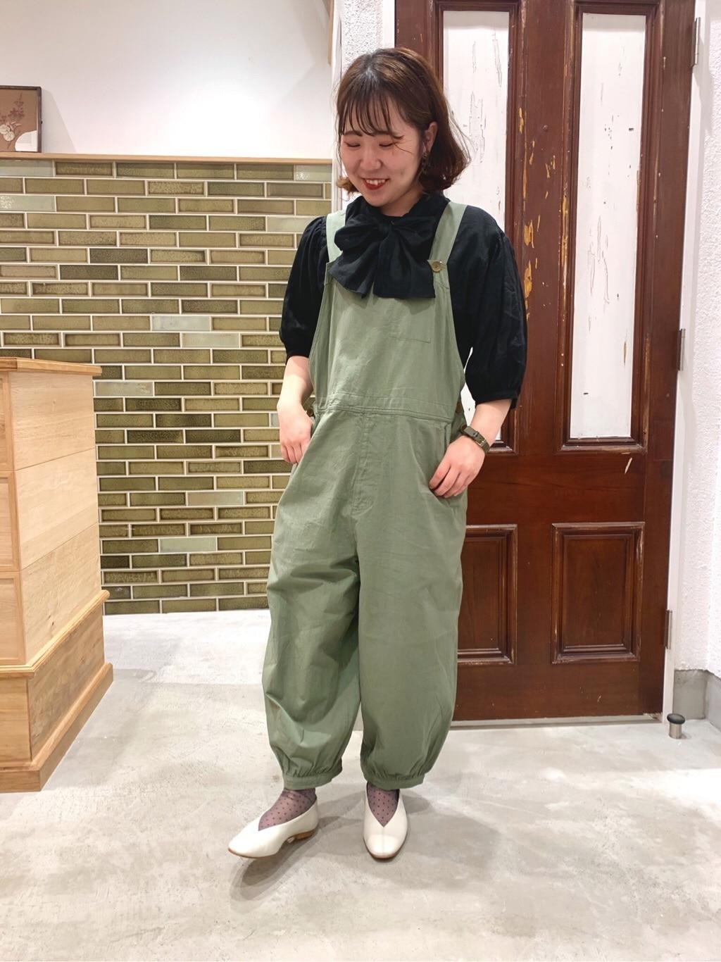 AMB SHOP chambre de charme FLAT AMB 名古屋栄路面 身長:155cm 2020.07.10