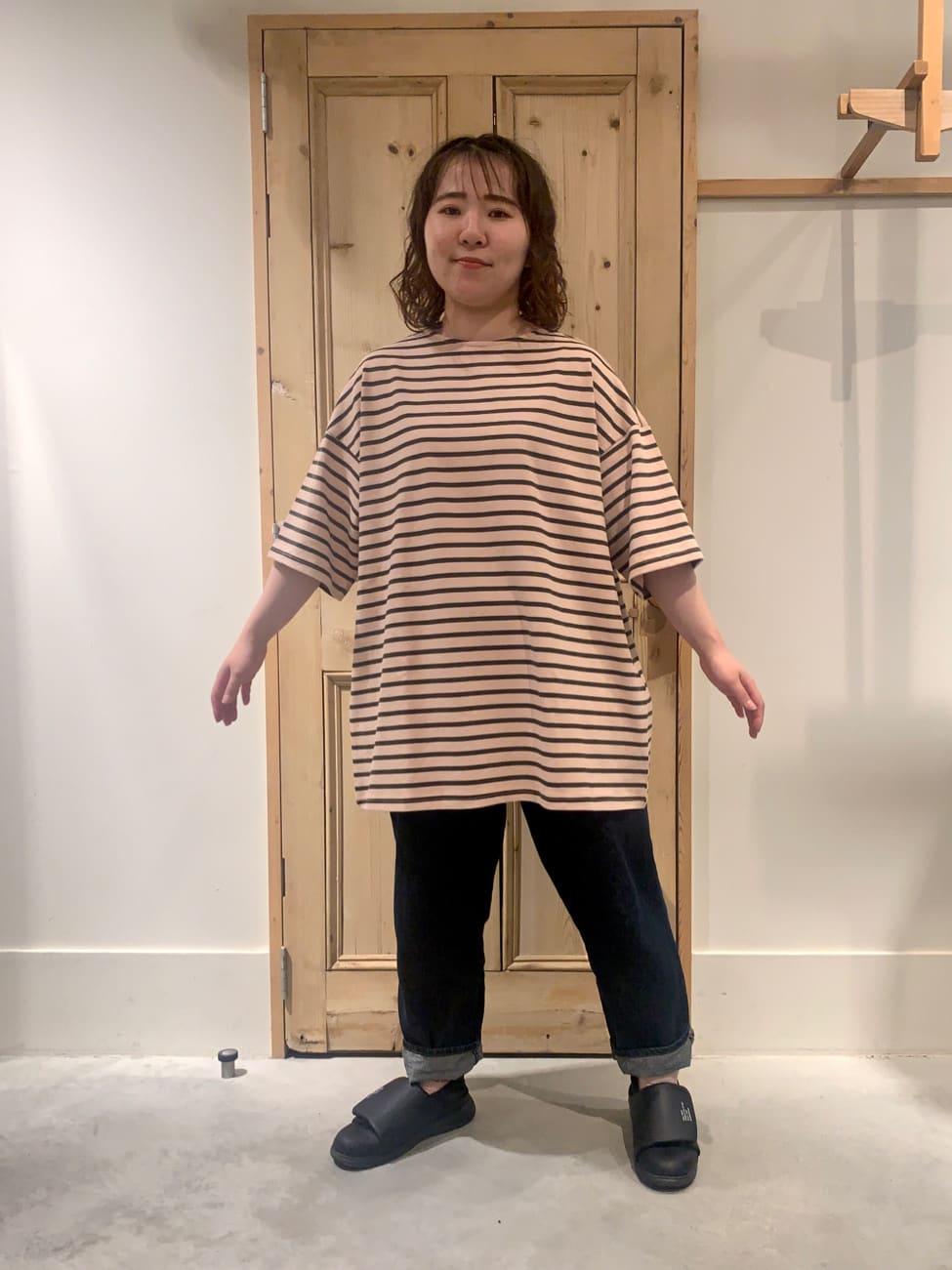 Malle chambre de charme 調布パルコ 身長:155cm 2021.07.13