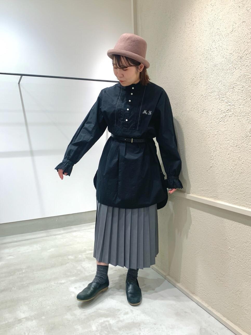 chambre de charme 横浜ジョイナス 身長:155cm 2020.12.10