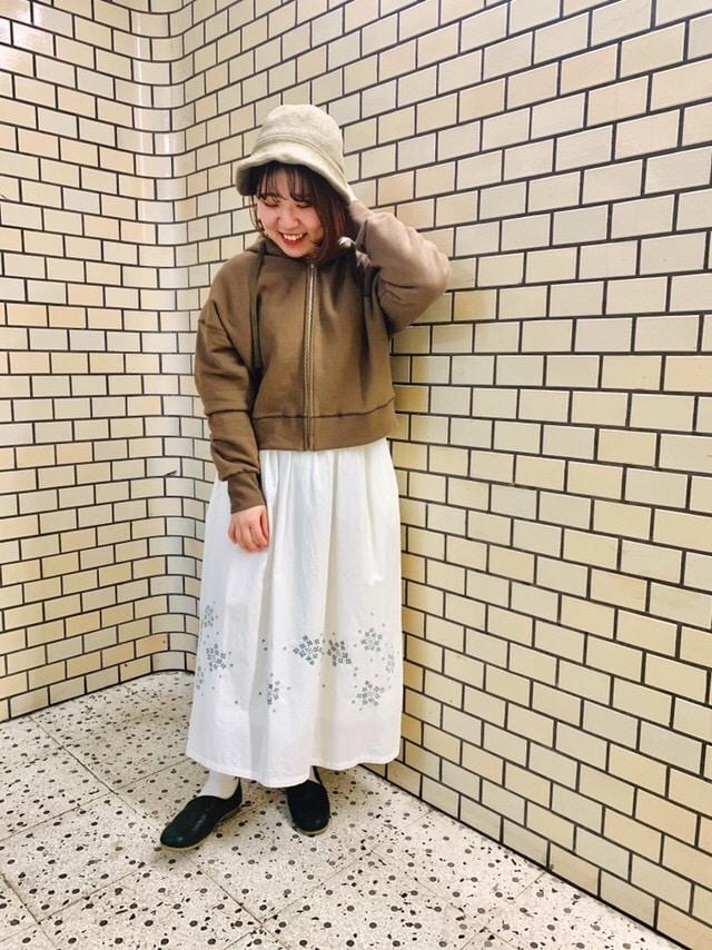 chambre de charme 横浜ジョイナス 身長:155cm 2020.11.19