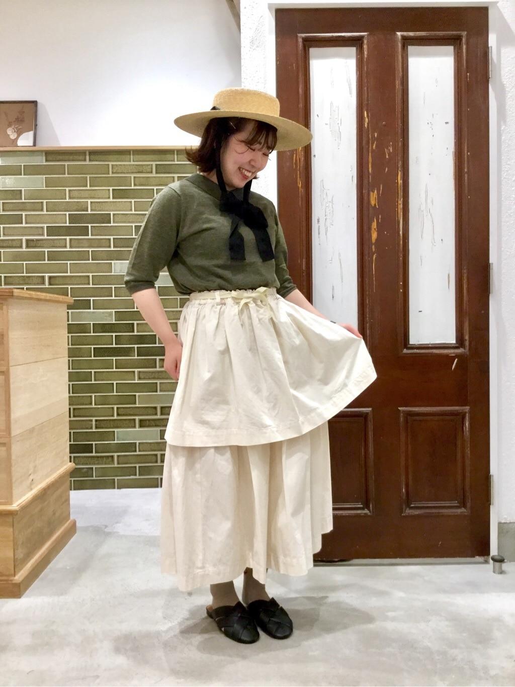 AMB SHOP chambre de charme FLAT AMB 名古屋栄路面 身長:155cm 2020.07.09