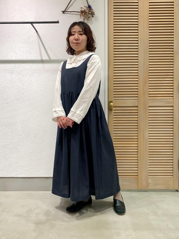chambre de charme 横浜ジョイナス 身長:155cm 2021.04.24