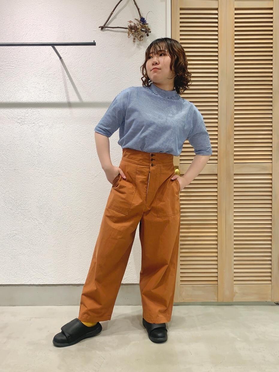 chambre de charme 横浜ジョイナス 身長:155cm 2021.04.19