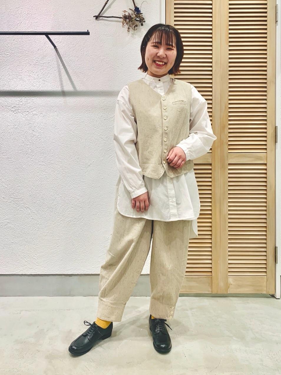 chambre de charme 横浜ジョイナス 身長:155cm 2021.01.13