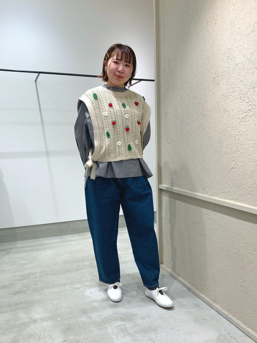 chambre de charme 横浜ジョイナス 身長:155cm 2021.01.05