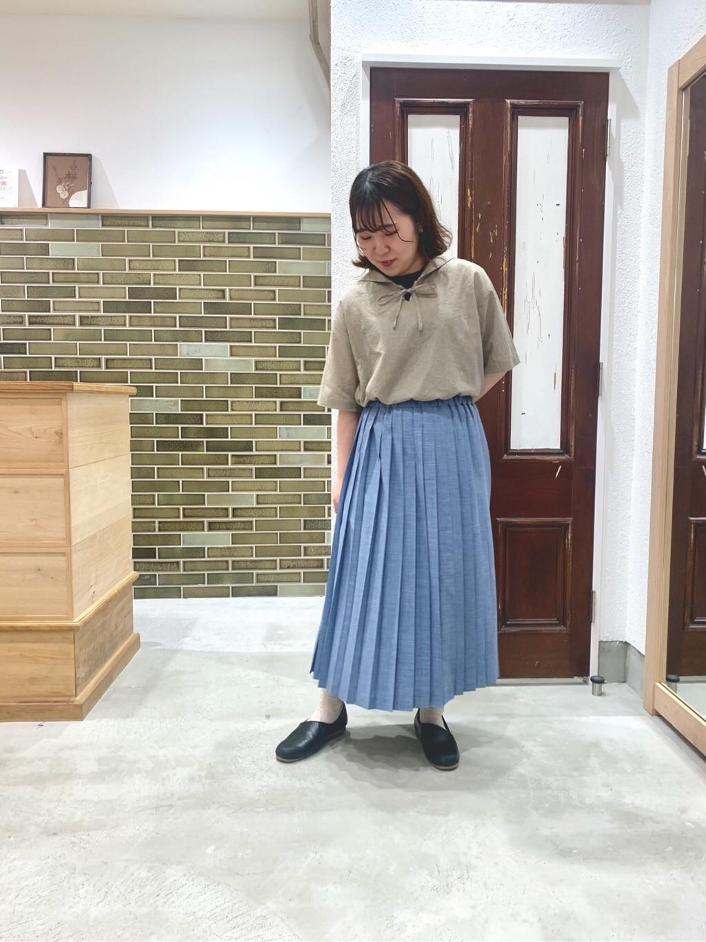 chambre de charme 横浜ジョイナス 身長:155cm 2020.07.25