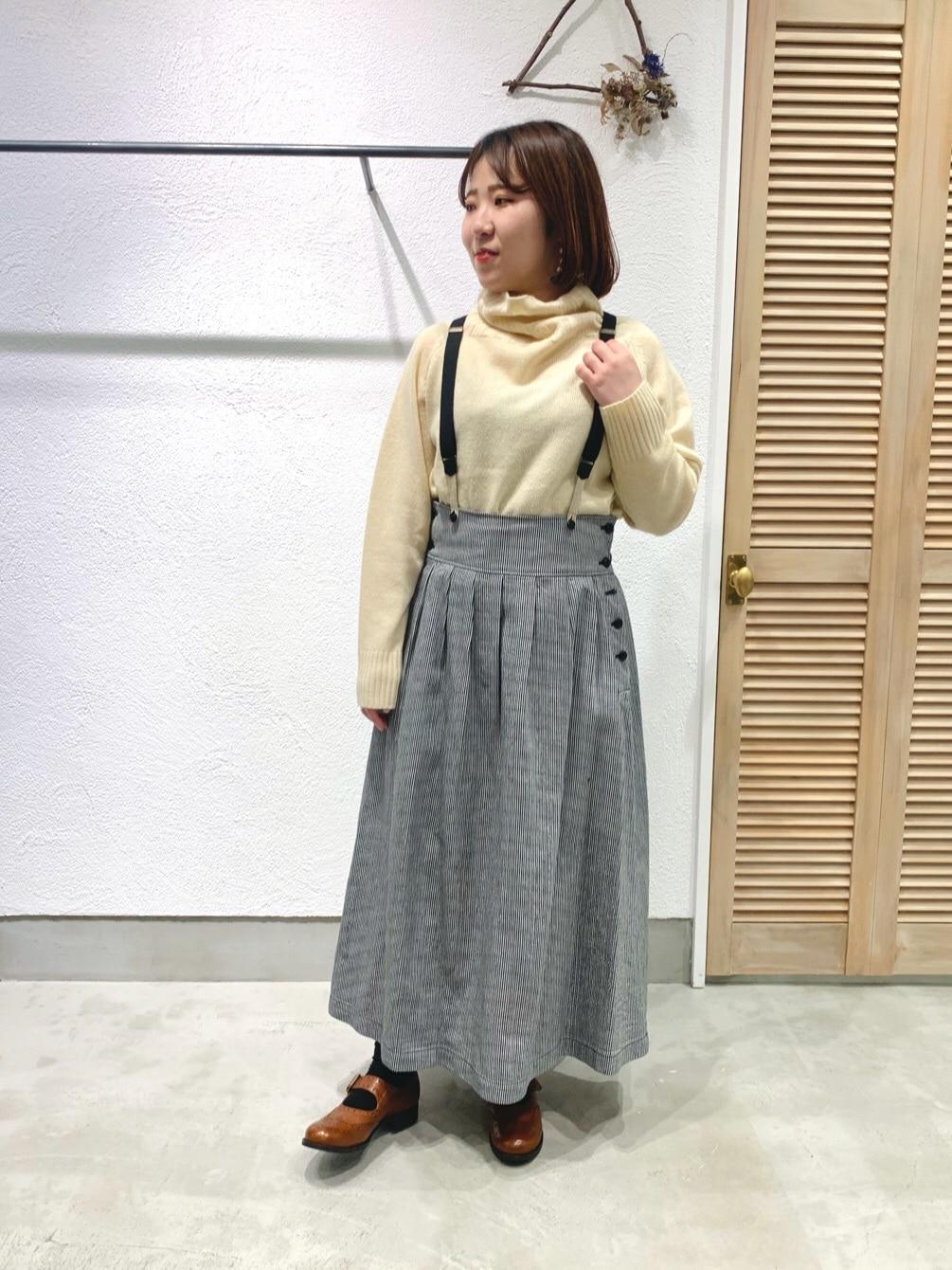 chambre de charme 横浜ジョイナス 身長:155cm 2020.12.15