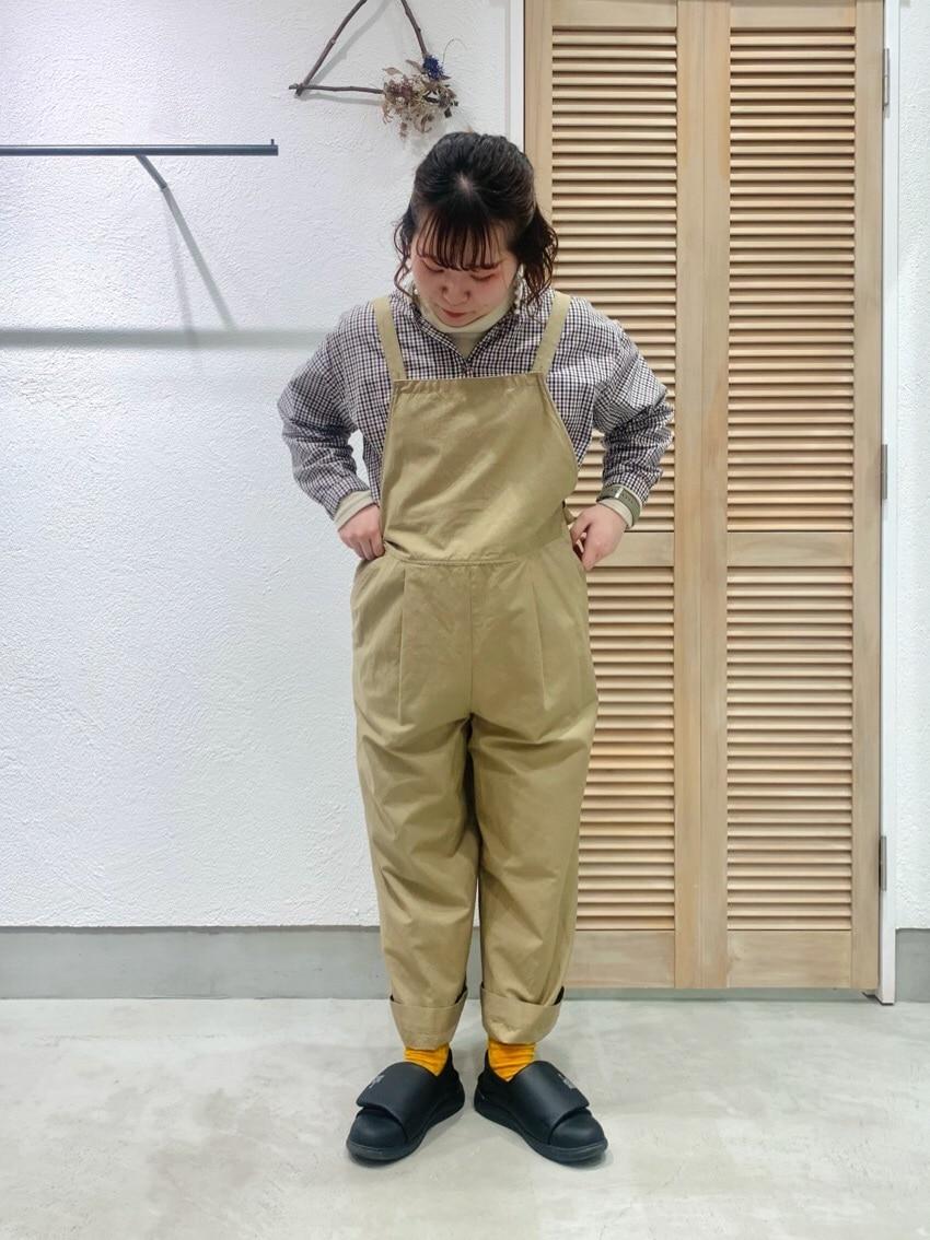 chambre de charme 横浜ジョイナス 身長:155cm 2021.02.05