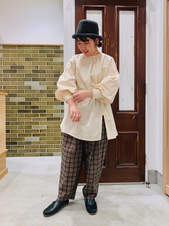 chambre de charme 横浜ジョイナス 身長:155cm 2020.10.07