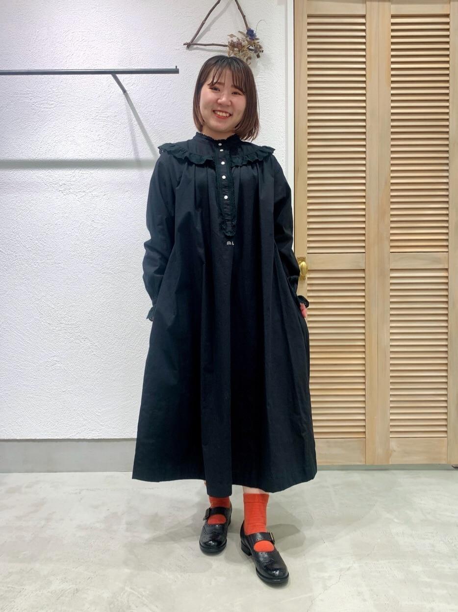 chambre de charme 横浜ジョイナス 身長:155cm 2021.03.04