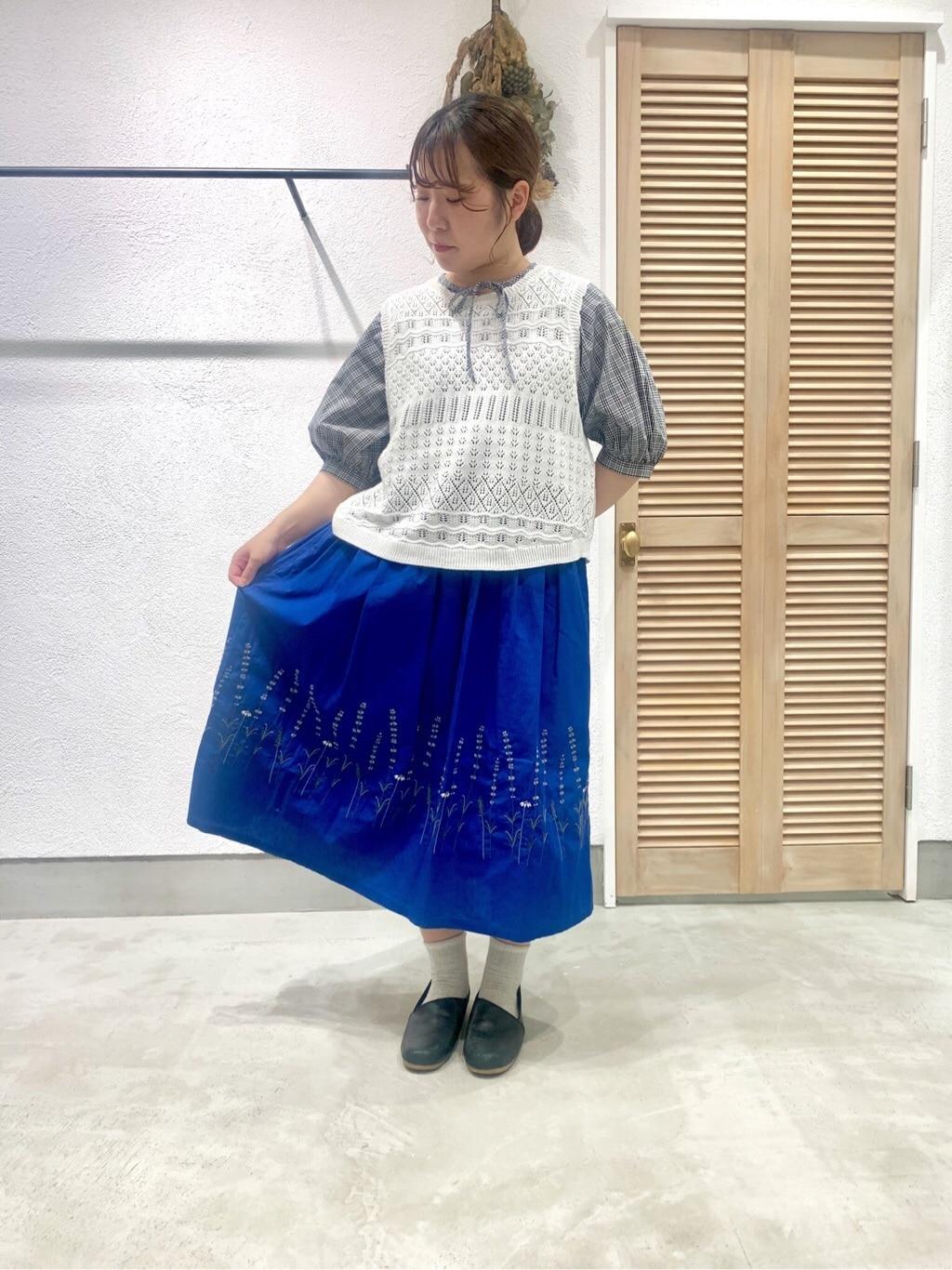chambre de charme 横浜ジョイナス 身長:155cm 2020.07.31