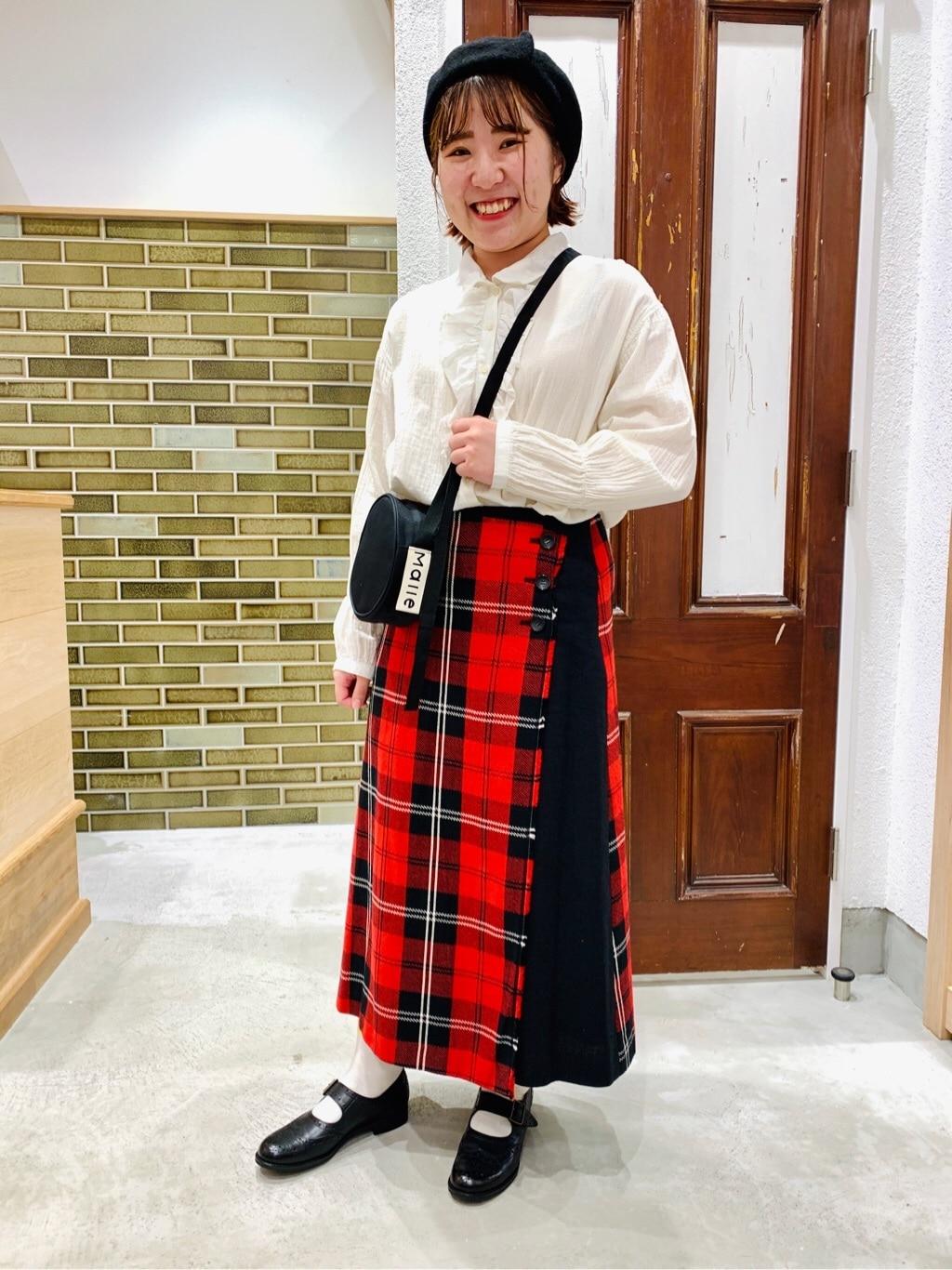 chambre de charme 横浜ジョイナス 身長:155cm 2020.10.21