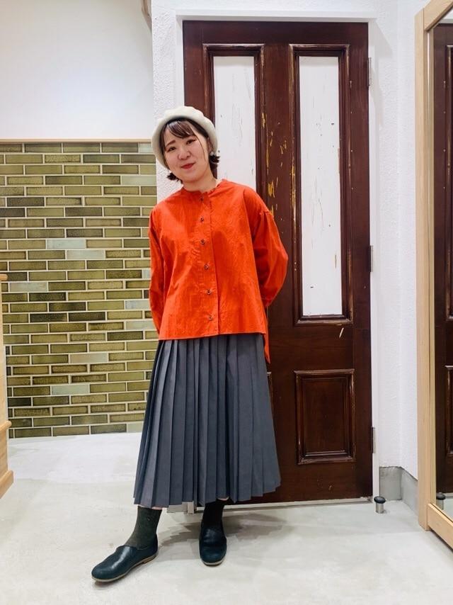 chambre de charme 横浜ジョイナス 身長:155cm 2020.09.30