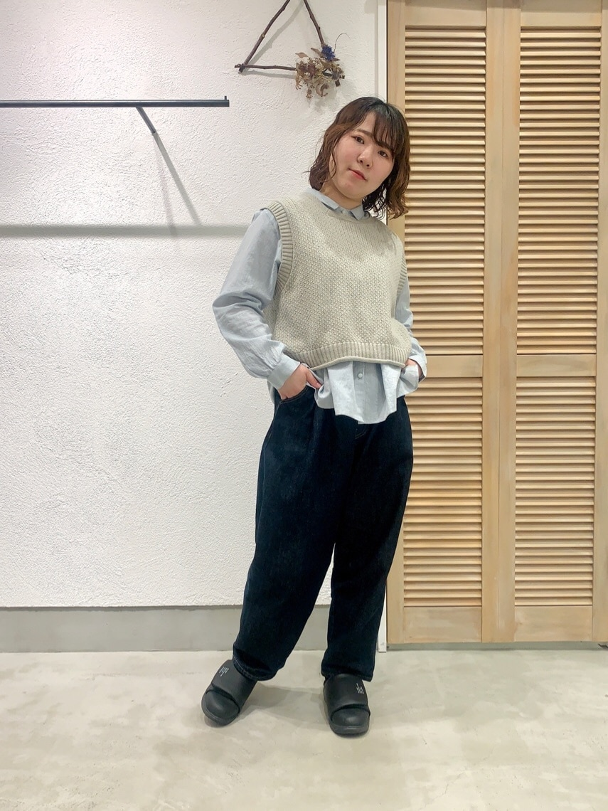 chambre de charme 横浜ジョイナス 身長:155cm 2021.04.05