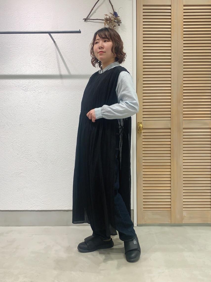 chambre de charme 横浜ジョイナス 身長:155cm 2021.04.16
