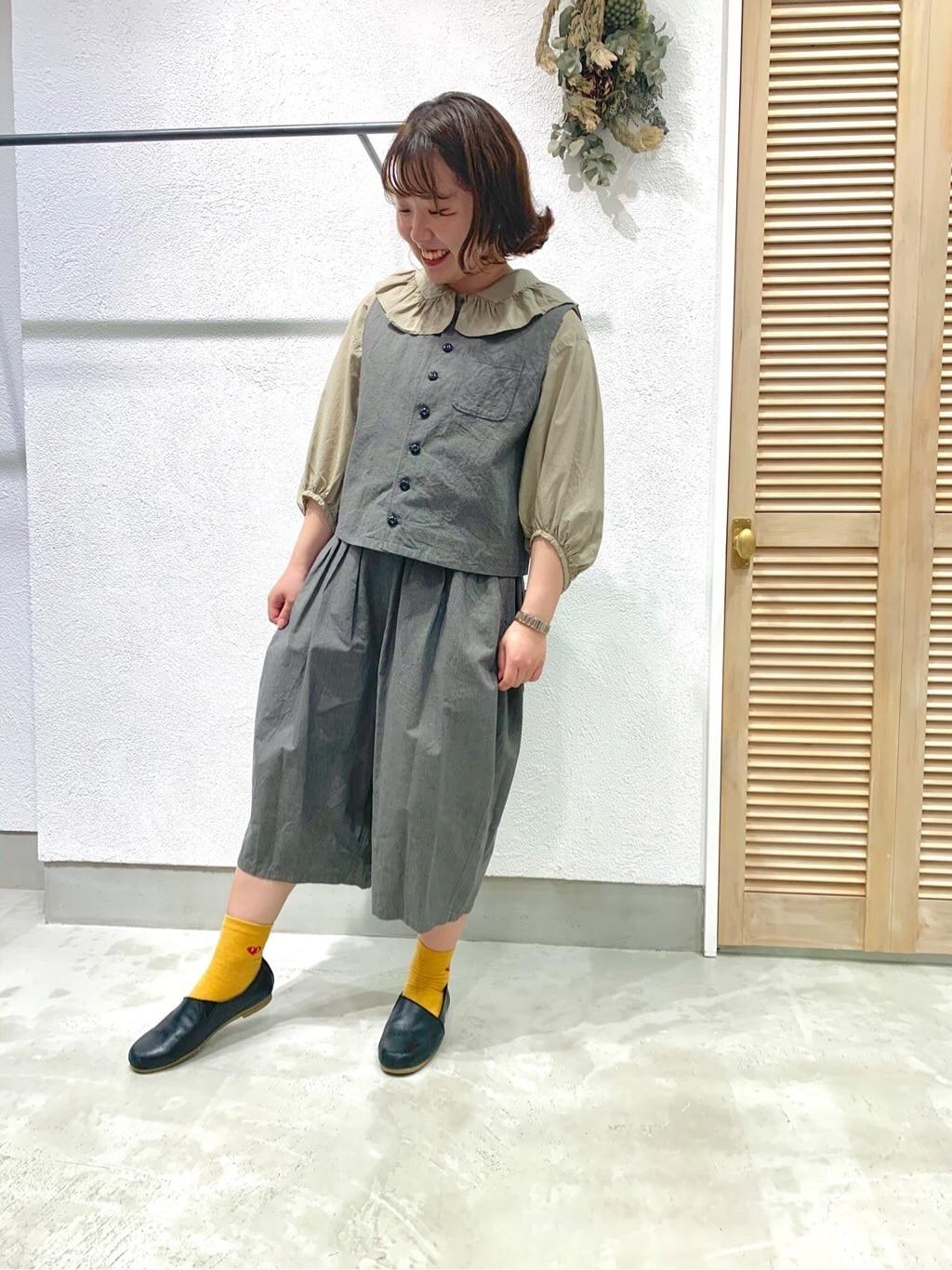 AMB SHOP chambre de charme FLAT AMB 名古屋栄路面 身長:155cm 2020.06.19