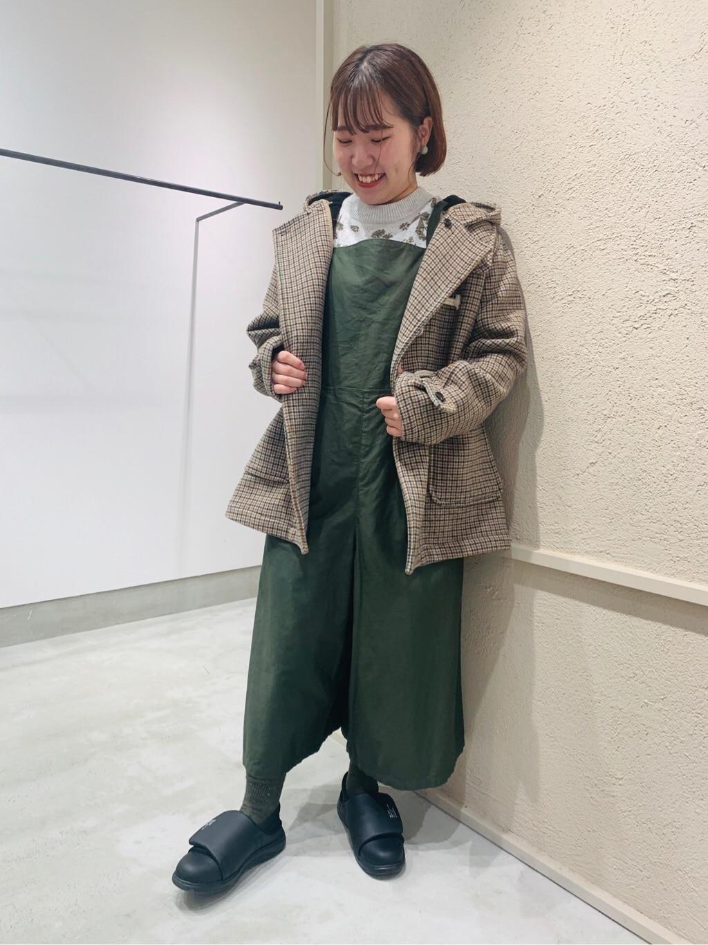 chambre de charme 横浜ジョイナス 身長:155cm 2020.10.18