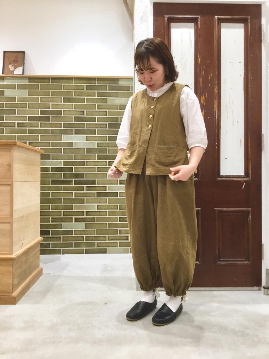 AMB SHOP chambre de charme FLAT AMB 名古屋栄路面 身長:155cm 2020.06.30