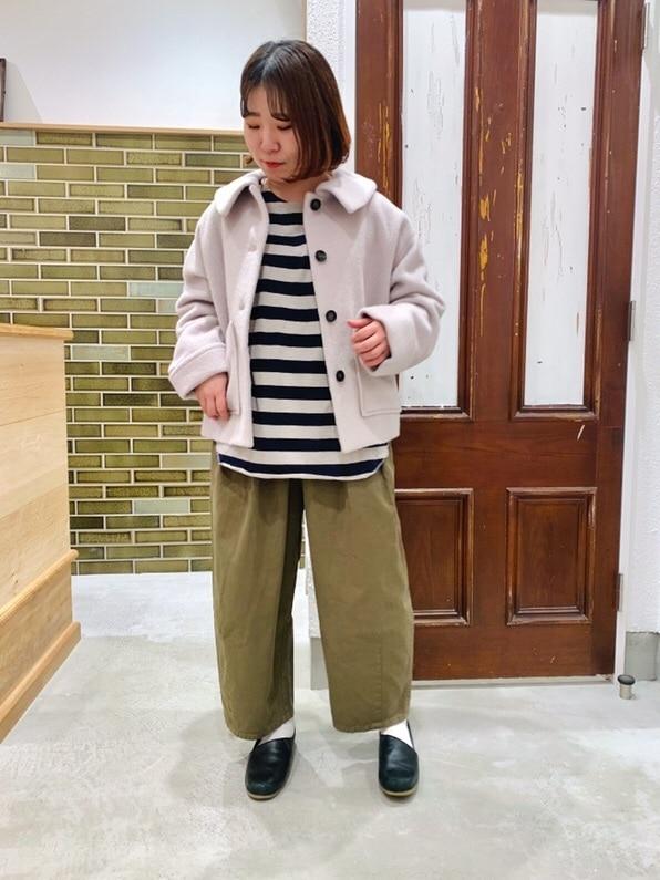 chambre de charme 横浜ジョイナス 身長:155cm 2020.11.20