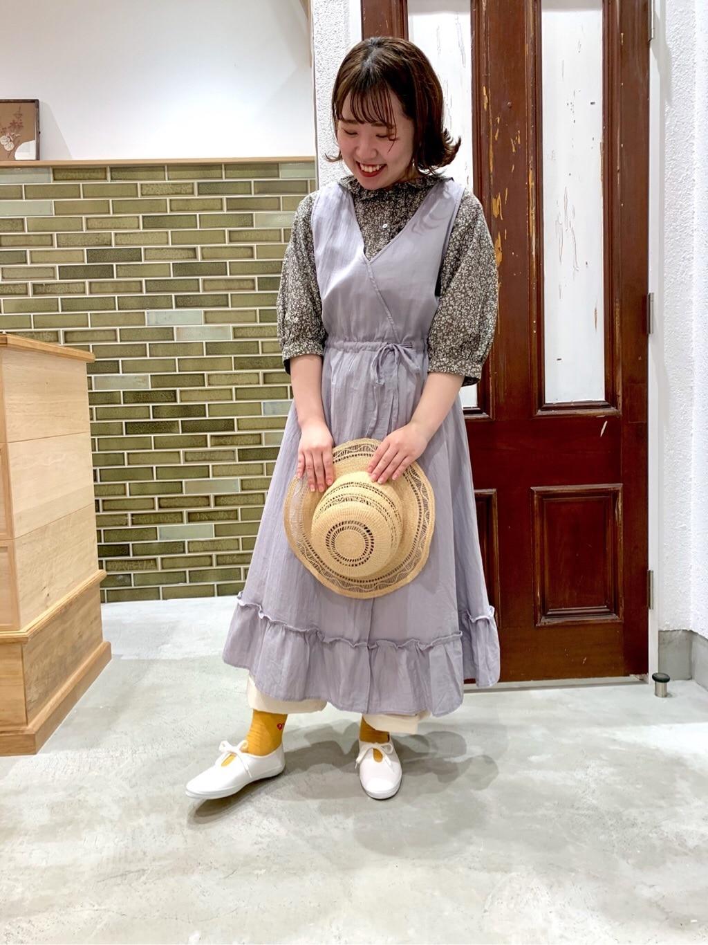 AMB SHOP chambre de charme FLAT AMB 名古屋栄路面 身長:155cm 2020.06.18