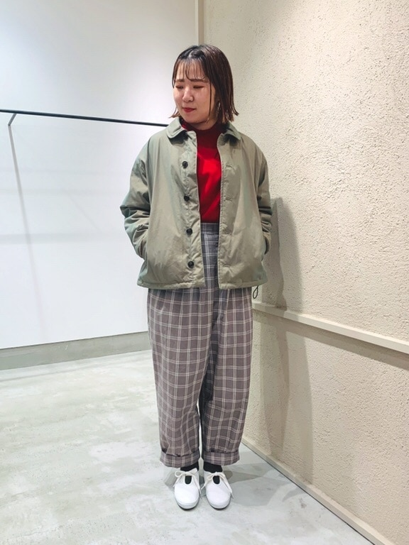 chambre de charme 横浜ジョイナス 身長:155cm 2020.12.16