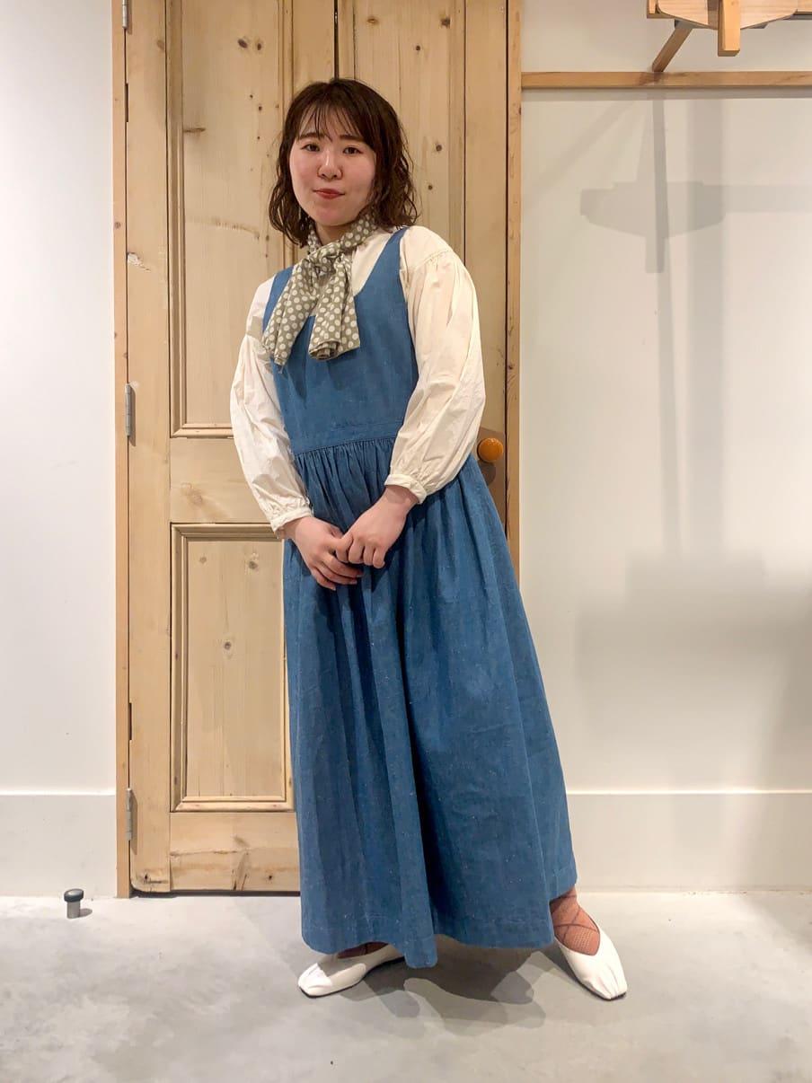 Malle chambre de charme 調布パルコ 身長:155cm 2021.06.28