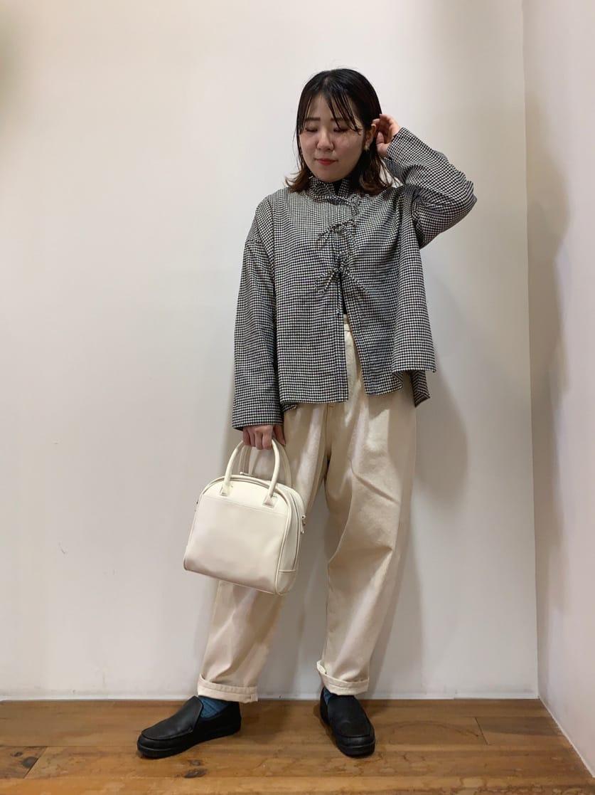OUTLET chambre de charme 三井アウトレットパーク 多摩南大沢 身長:155cm 2021.10.12