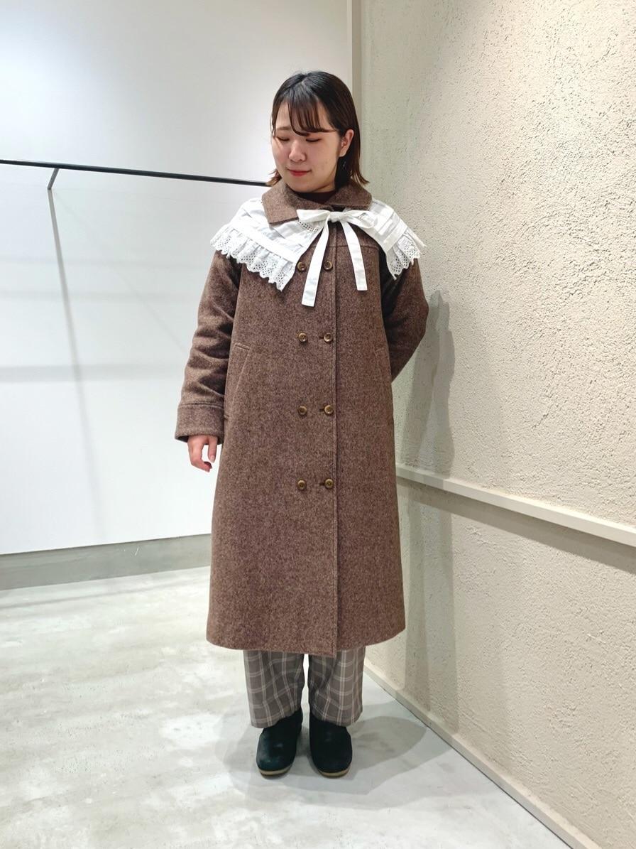 chambre de charme 横浜ジョイナス 身長:155cm 2020.12.08