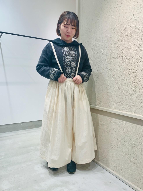 chambre de charme 横浜ジョイナス 身長:155cm 2020.11.10
