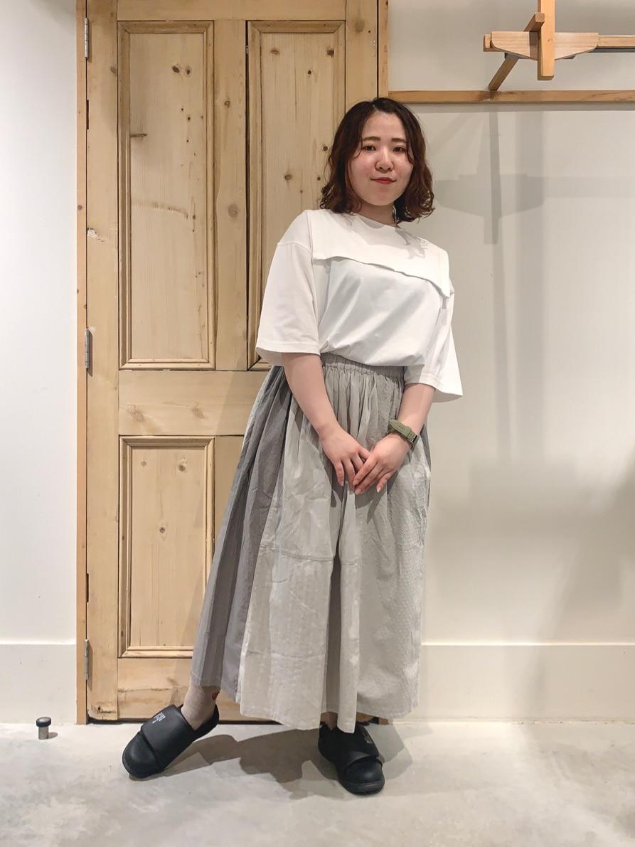 Malle chambre de charme 調布パルコ 身長:155cm 2021.06.01