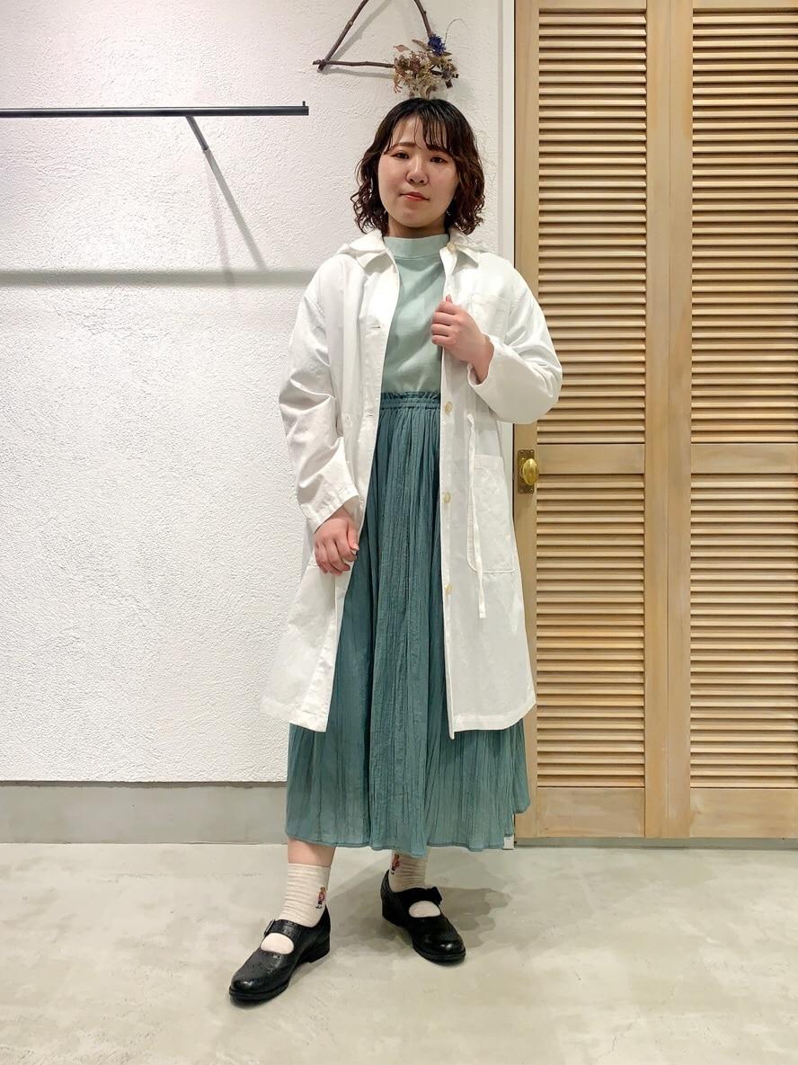 chambre de charme 横浜ジョイナス 身長:155cm 2021.04.10