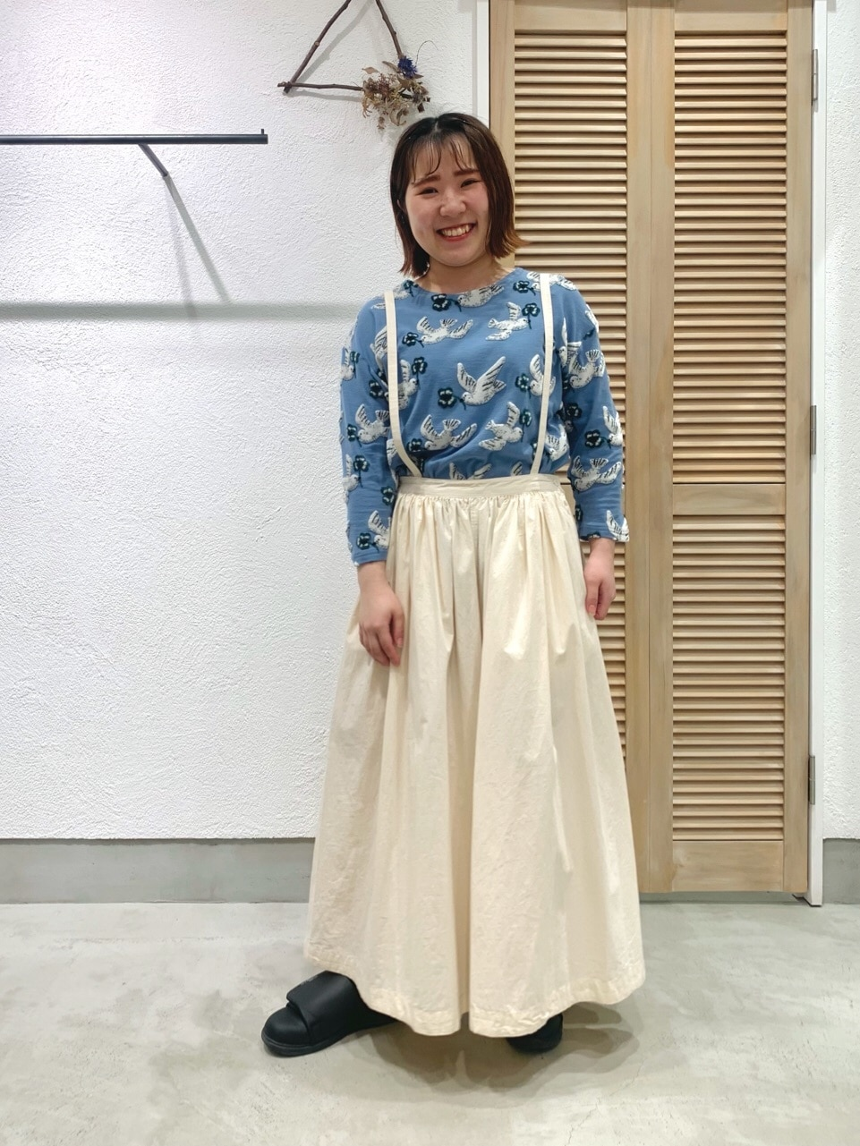 chambre de charme 横浜ジョイナス 身長:155cm 2021.02.12
