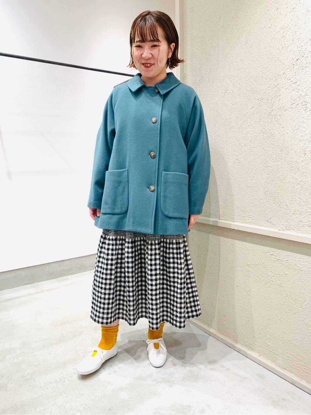 chambre de charme 横浜ジョイナス 身長:155cm 2020.09.28
