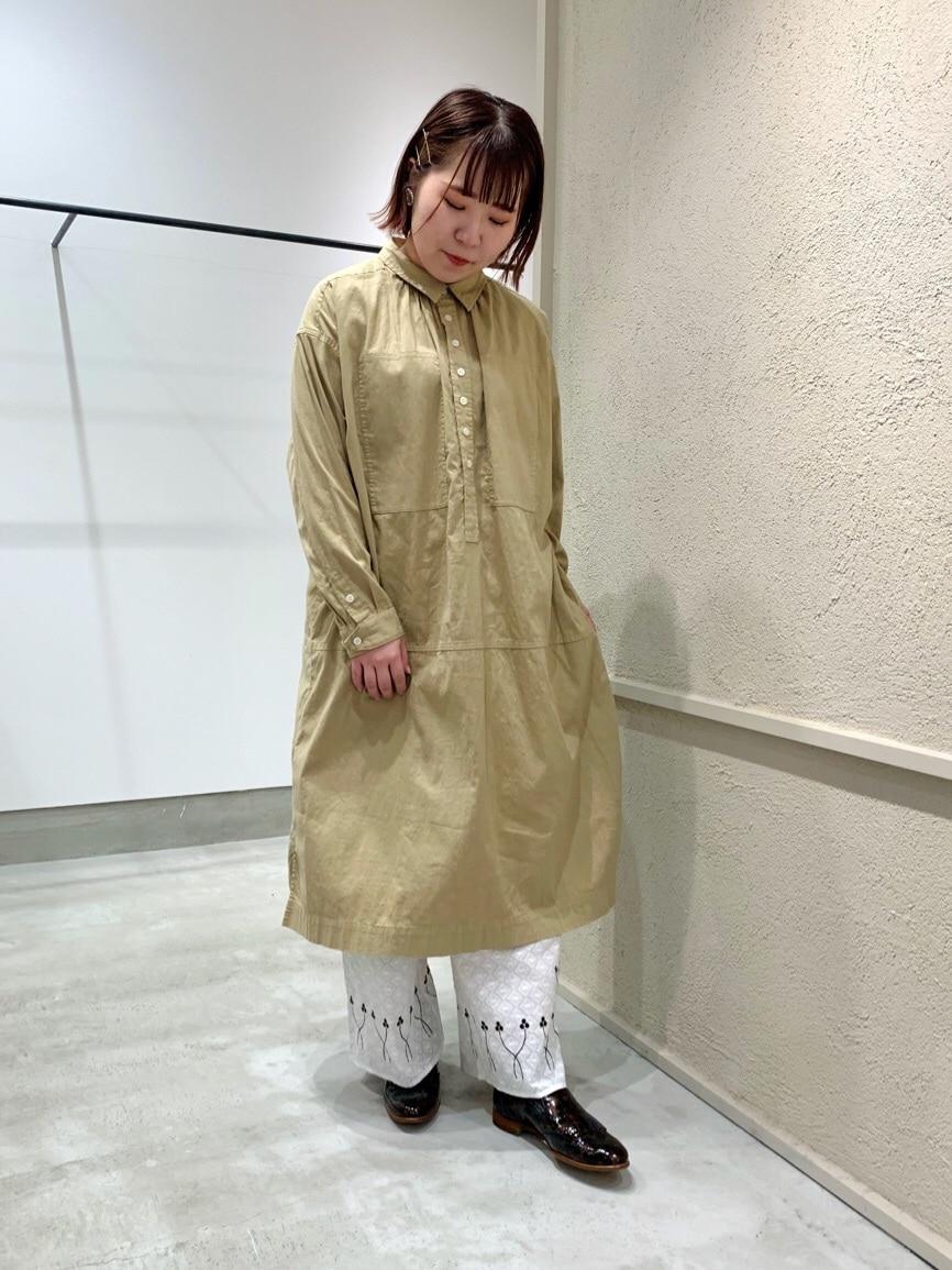 chambre de charme 横浜ジョイナス 身長:155cm 2021.01.06