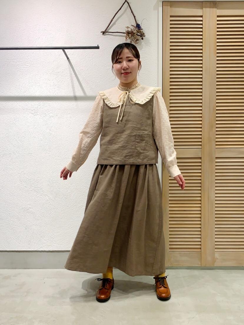chambre de charme 横浜ジョイナス 身長:155cm 2021.03.30
